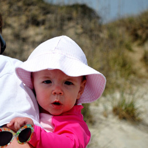Best Time to Take Baby to the Beach?
