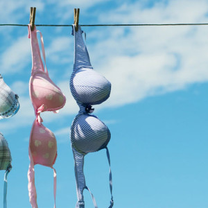 Best Way to Dry a Bra
