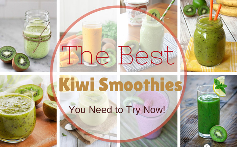 The-Best-Kiwi-Smoothies