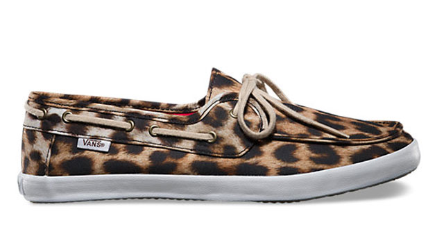 Vans Shoes For Girls Animal Print