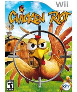 Nintendo Wii Chicken Riot