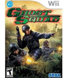 Nintendo Wii Ghost Squad