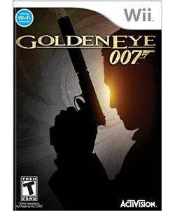 Nintendo Wii 007 Goldeneye