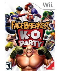 Facebreakers KO Party