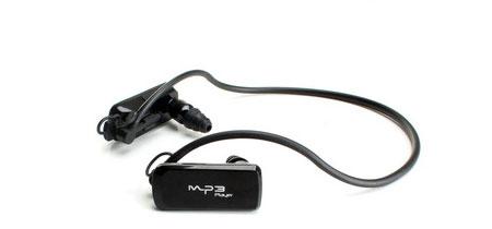 Pyle PSWP4BK Waterproof MP3 Player