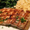 How to Reheat Grilled Salmon
