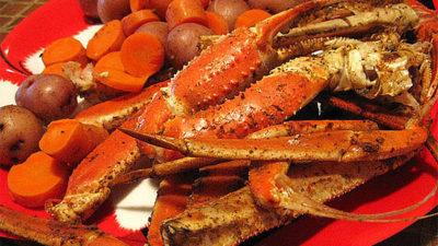 Best Way to Reheat Crab Legs