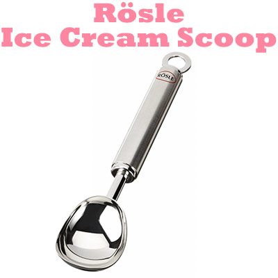 Rösle Ice Cream Scoop