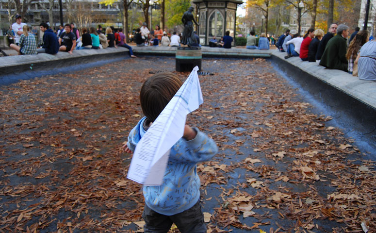 The 5 Best Ways to Make a Paper Airplane