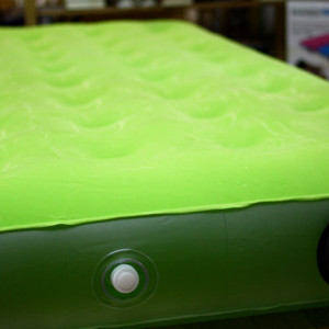 Find a Leak in an Air Mattress