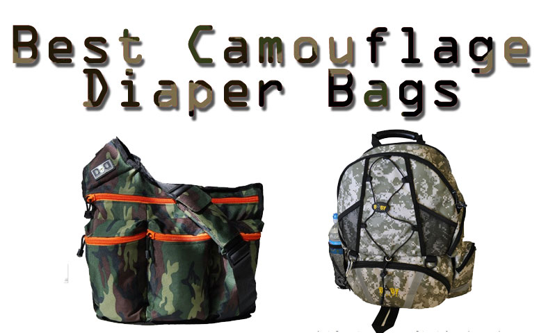 Best Camouflage Diaper Bags