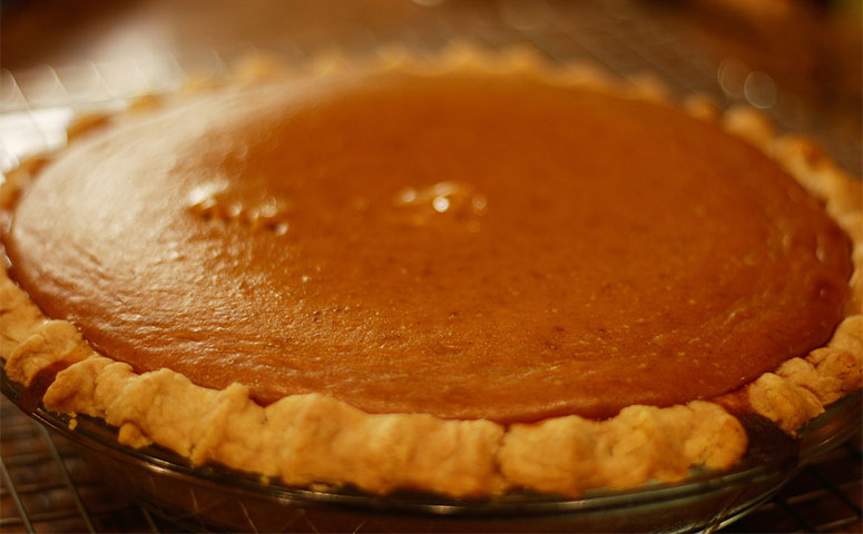 Best Way to Reheat Pumpkin Pie