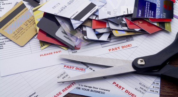Cut up Your Credit Cards