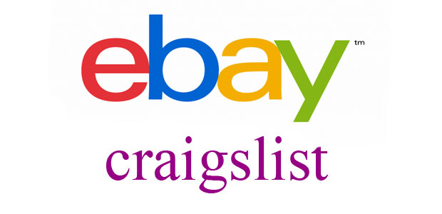 Sell Ipad on Ebay or Craigslist