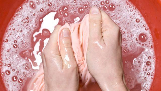 Hand Wash your Bra