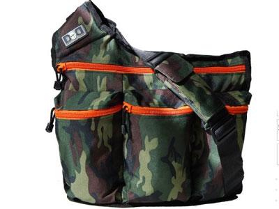 Diaper Dude Camouflage Diaper Bag