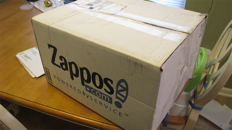 Box from Zappos.com