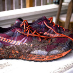 Clean Muddy Running Shoes