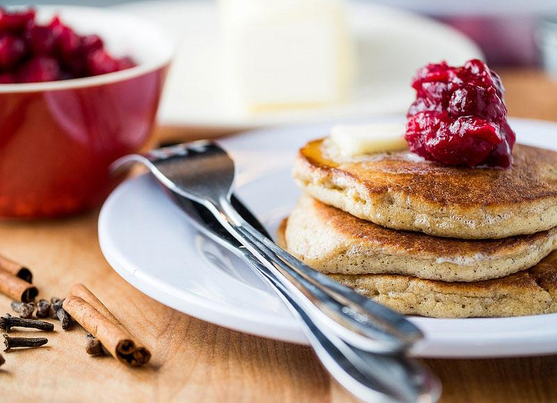 Warm Up Pancakes