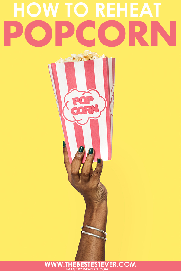 Popcorn in Someone's Hand