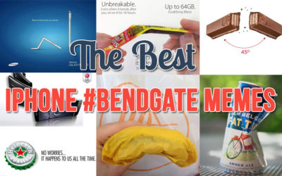 The Best Iphone 6 #Bendgate Memes