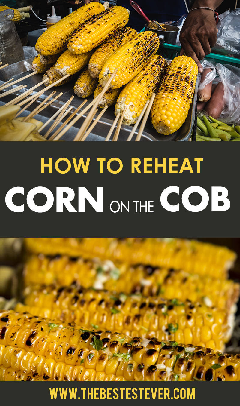 Reheating Corn on the cob