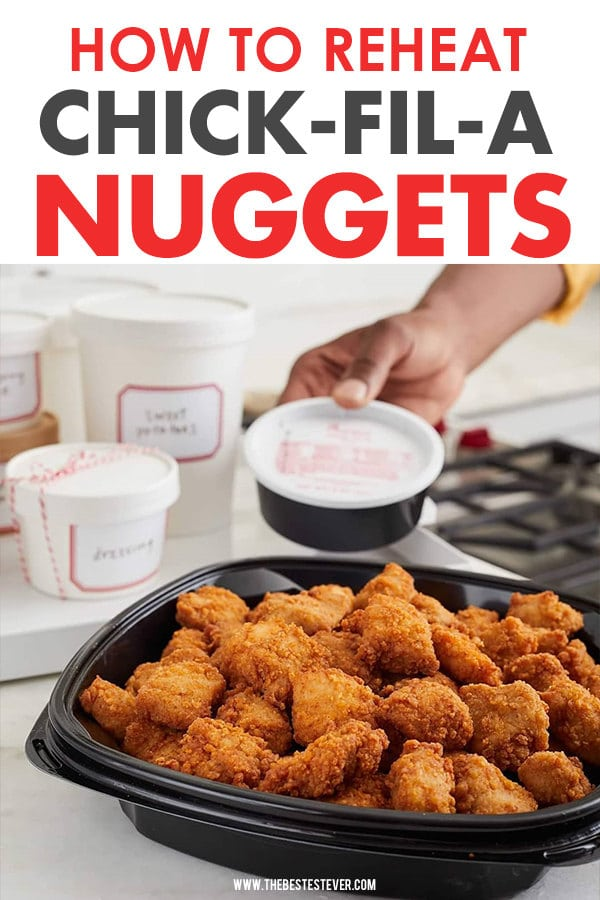 How to Reheat Chick-Fil-A Nuggets: A Quick Guide