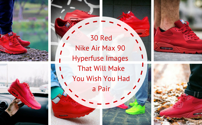 red-nike-air-max-90-hyperfuse