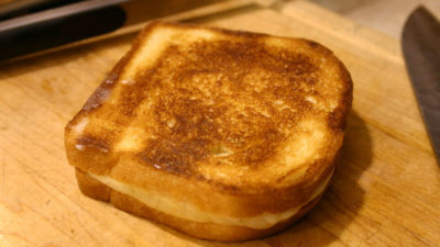 Best Way to Reheat a Grilled Cheese Sandwich