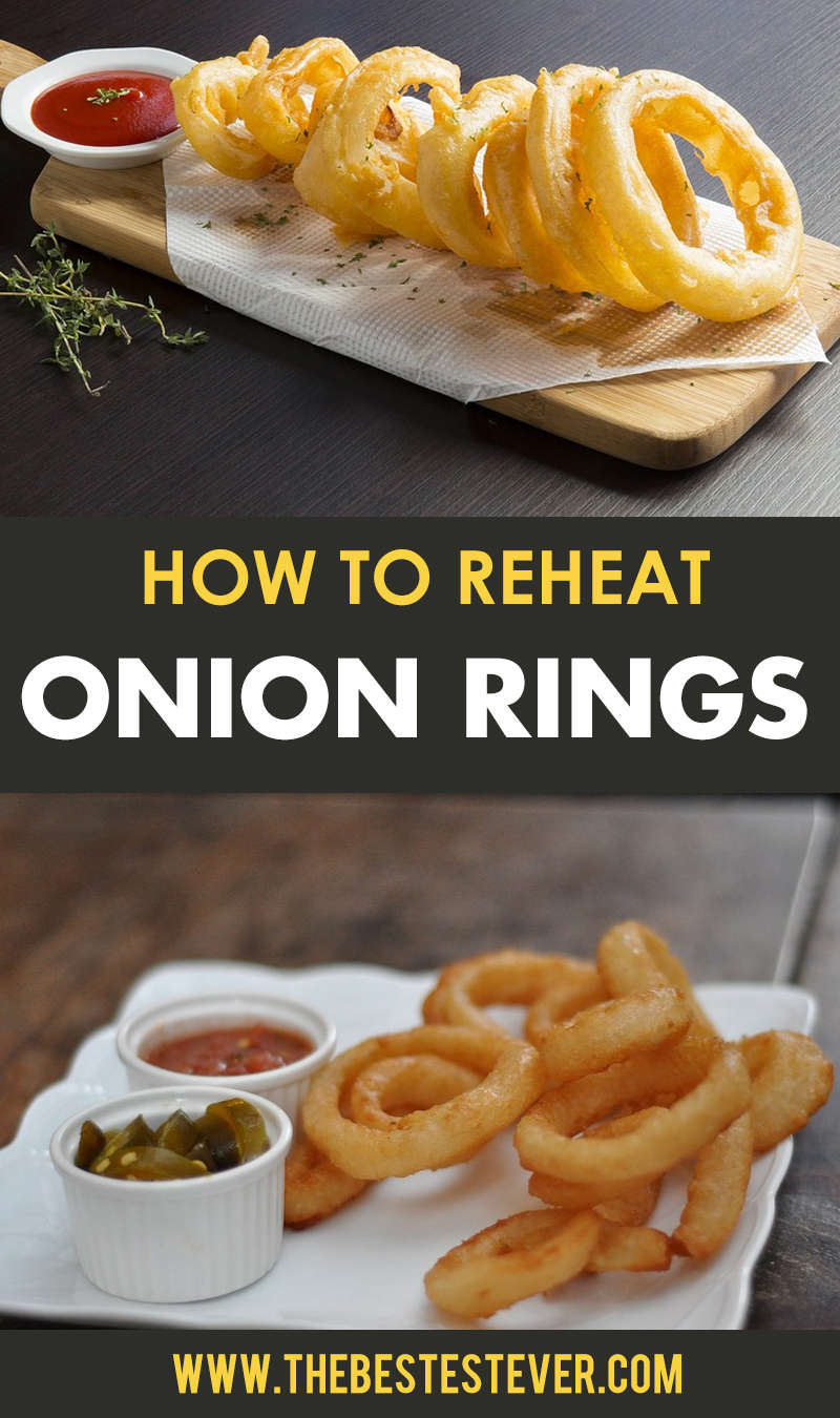 Onion Rings Reheating Guide