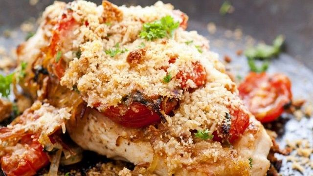 Chicken Parmesean