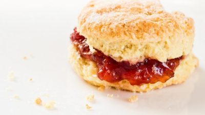 How to Reheat Scones So They're Ready for Jam!