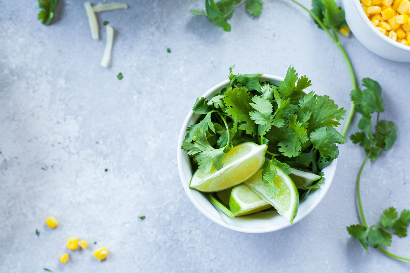 Steps to Freezing Cilantro