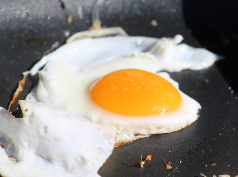 best-way-to-reheat-a-fried-egg