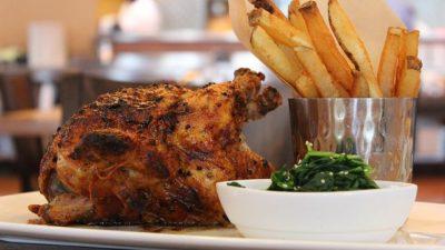 Reheat Rotisserie Chicken
