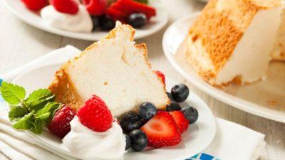 Can You Freeze Angel Food Cake?