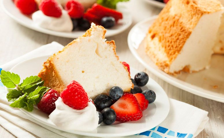 Can You Freeze Angel Food Cake 4 Steps Says So
