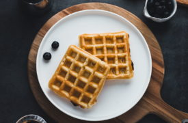 Can You Freeze Waffles?