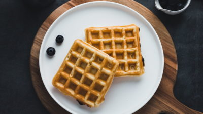 Can You Freeze Waffles?