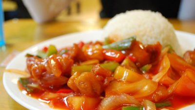 How to Reheat Sweet & Sour Chicken!