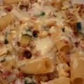 Freeze Baked Ziti