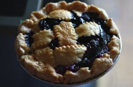 Can You Freeze Blueberry Pie?