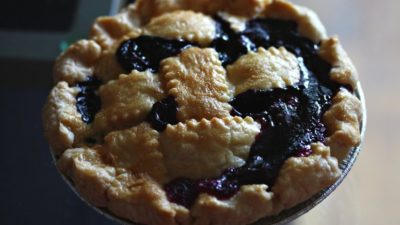 How Do You Reheat Blueberry Pie? Find Out How