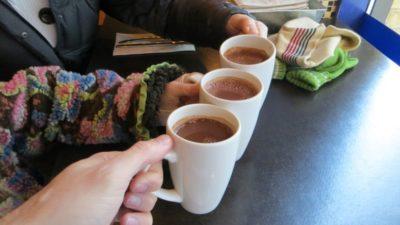 Reheat Hot Chocolate