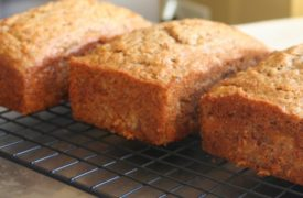 Can You Freeze Banana Bread?