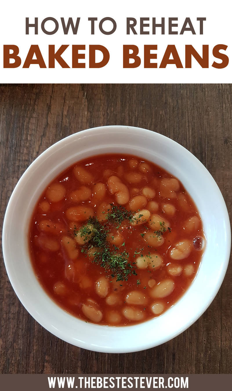 Baked Beans in a Bowl: Reheating Guide