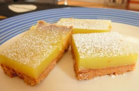 Can You Freeze Lemon Bars?