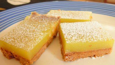 Can You Freeze Lemon Bars?