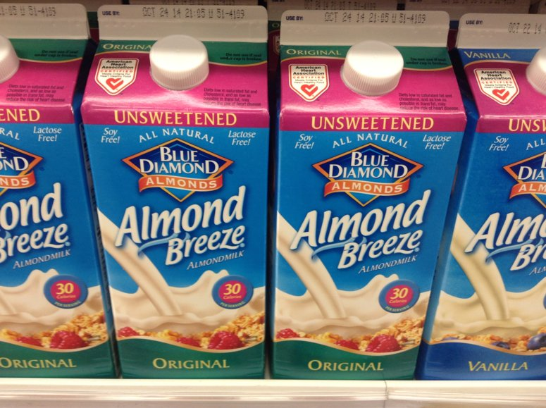 Freezing Almond Milk