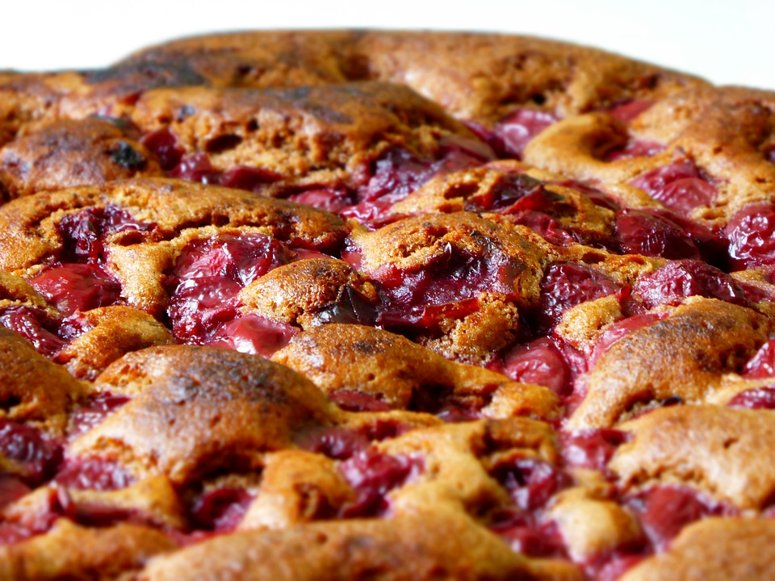 Freezing Cherry Pie